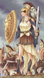 36a1b17db06fa2e62e1488302f15444e--athena-goddess-tarot-reading